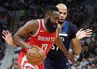 NBA. Niesamowita kwarta Houston Rockets