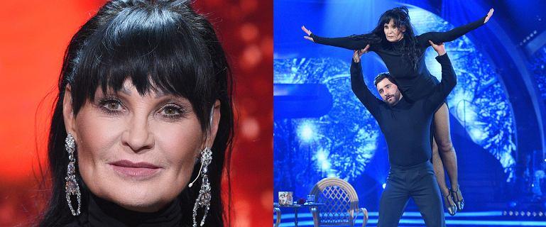Pavlović zatańczyła z Maserakiem. Parze akompaniował wyjątkowy polski artysta