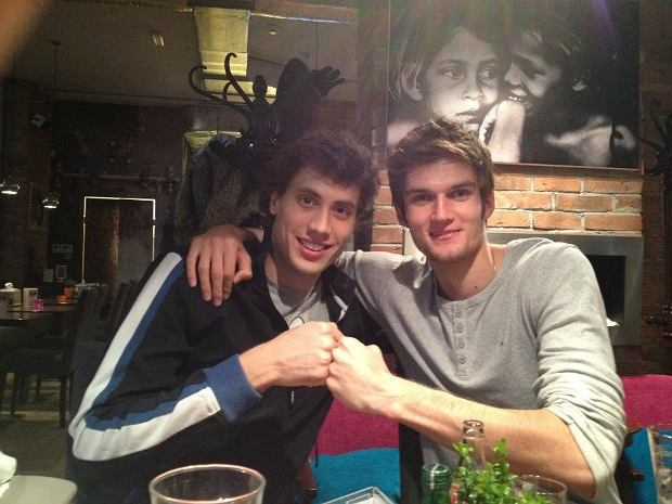 Aleksandar Atanasijević i Karol Kłos