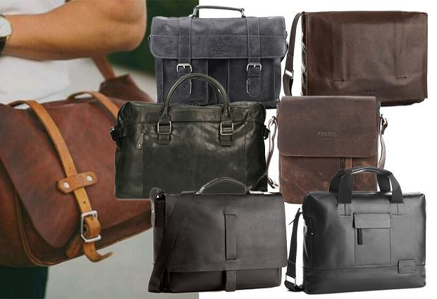 Najlepsze modele męskich toreb