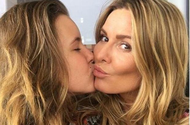 Hanna Lis pokazała córkę