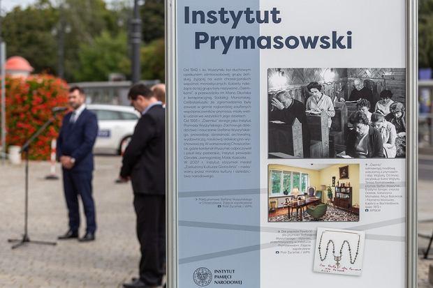 Zdjęcie numer 3 w galerii - Prymas Tysiąclecia - wystawa o kard. Stefanie Wyszyńskim w centrum Torunia