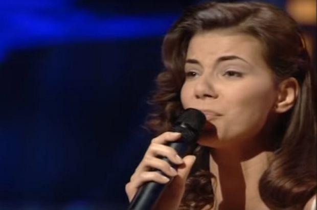 Edyta Górniak w piosence ''To nie ja''