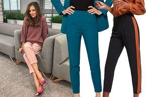 spodnie damskie / mat. partnera / www.instagram.com/aniawendzikowska