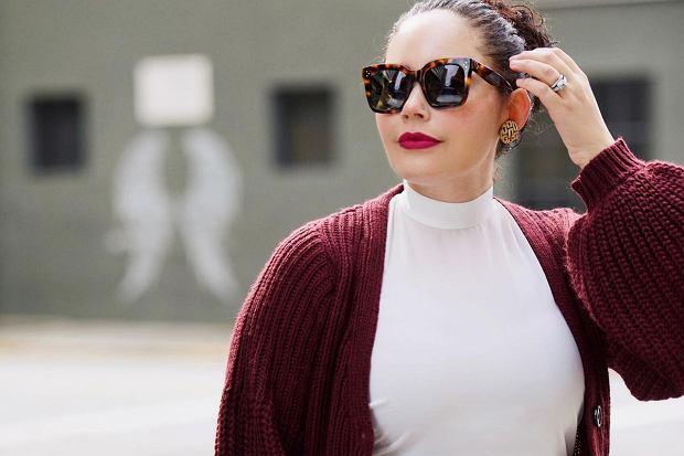 Swetry plus size na jesień 2021