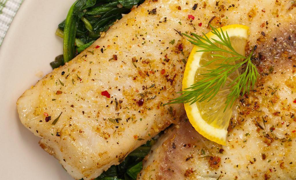 Ryba na obiad. Zdj. ilustracyjne