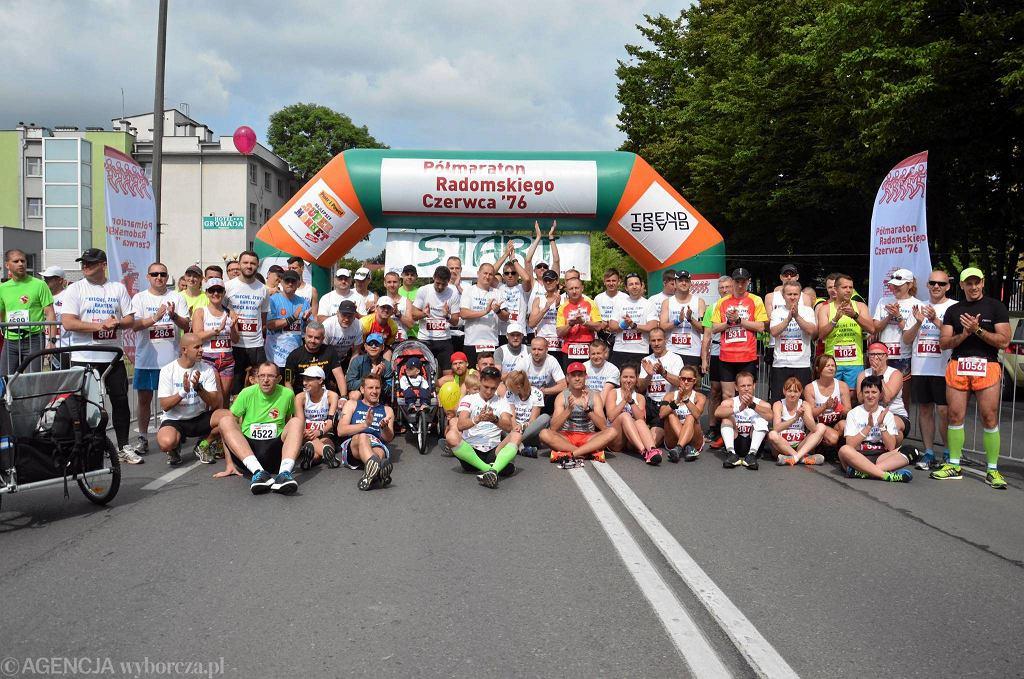 III Półmaraton Radomskiego Czerwca 76