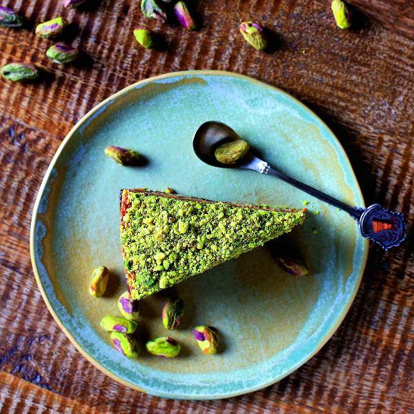 Ranginak -perskie ciasto daktylowe