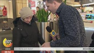'Ile to jest dużo pieniędzy' - pytał Polaków Filip Chajzer