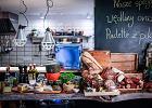 Francuskie łączy z polskim, włoskie z hiszpańskim. Bubbles! - najlepsze miejsce na kolację WALENTYNKOWĄ