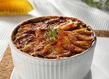 Zapiekane ziemniaki w sosie maślano-serowym - ugotuj