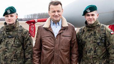 Mariusz Błaszczak na pikniku z okazji 20-lecia Polski w NATO