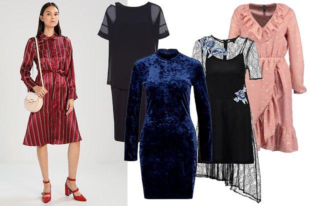 Sukienki za mniej niż 300 zł