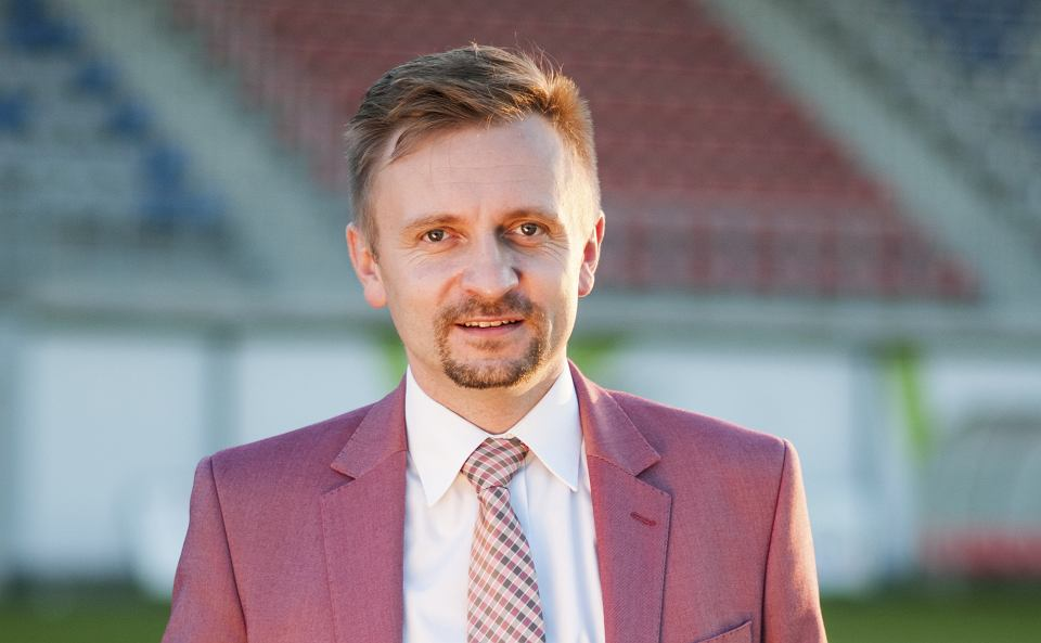 Robert Perkowski, wiceprezes PGNiG