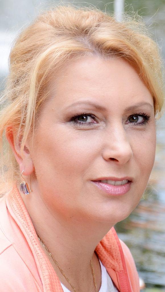 Agnieszka Kamińska-Nowak / mat. prasowe