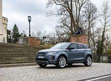 Opinie Moto.pl: Nowy Range Rover Evoque - Velar w rozmiarze XS