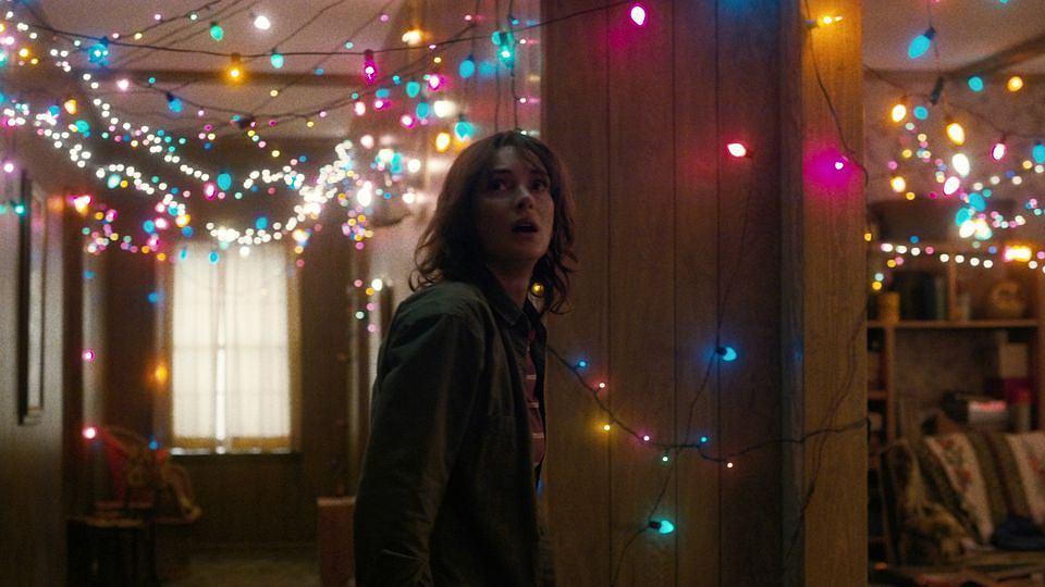 'Stranger Things', kadr z serialu