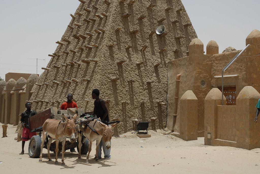 Mali Timbuktu