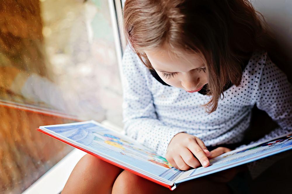 Książki do nauki czytania