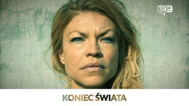 Małgorzata Gołota, autorka podcastu tokfm.pl 'Koniec świata'
