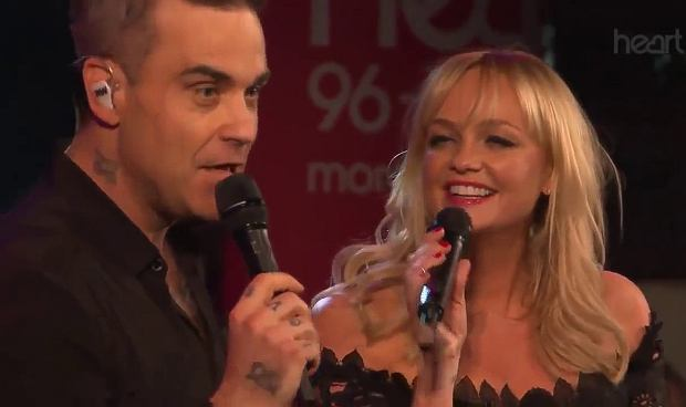 Robbie williams i Emma bunton - 2 Become 1