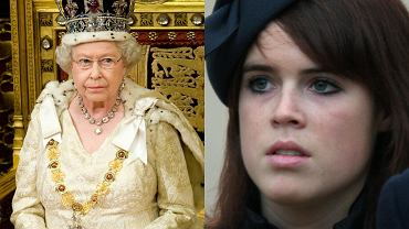 Królowa Elżbieta, księżniczka Eugenia