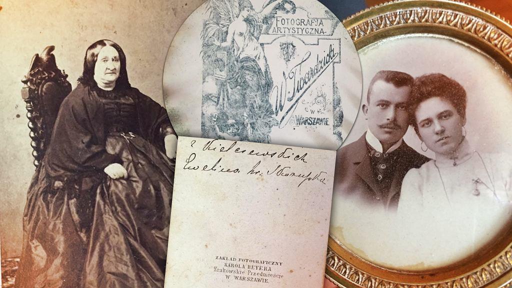 Na wysypisku śmieci w miasteczku w Kanadzie odnaleziono zdjęcia i dokumenty warszawiaków pochodzących z XIX wieku.