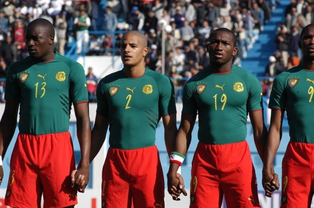 Kamerun 2006