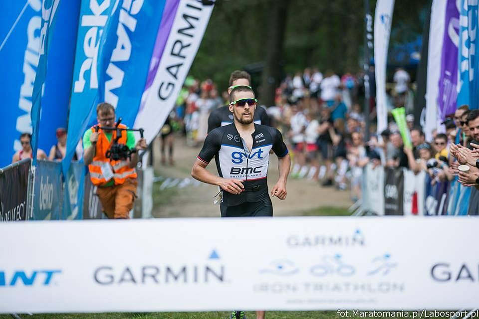 Garmin Iron Triathlon. Piaseczno