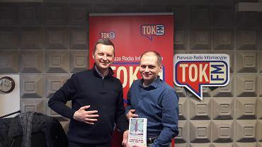 Prof. Zbigniew Pastuszak i dr Roman Asyngier