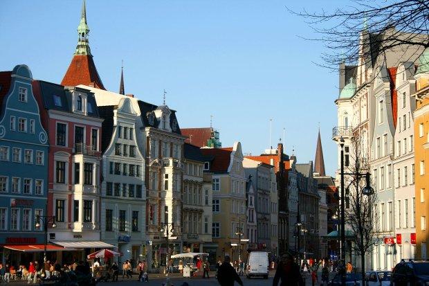 Rostock - stare miasto