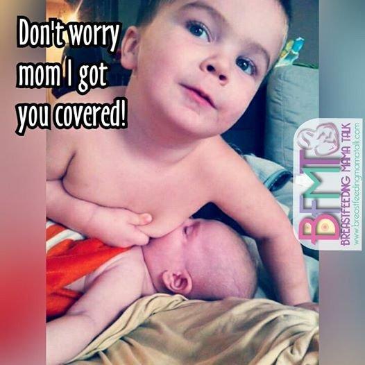 Breastfeeding Mama Talk