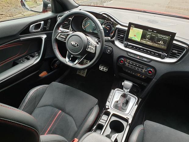 Kia ProCeed GT