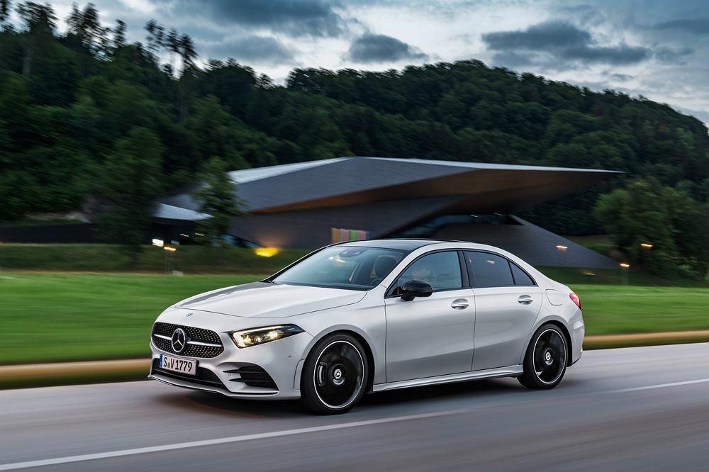 Mercedes Klasy A Sedan