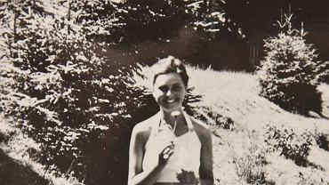 Irena Herbich w Nowym Targu, 1942 rok