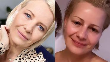Małgorzata Kożuchowska wybrała się do salonu kosmetycznego i pokazała efekty