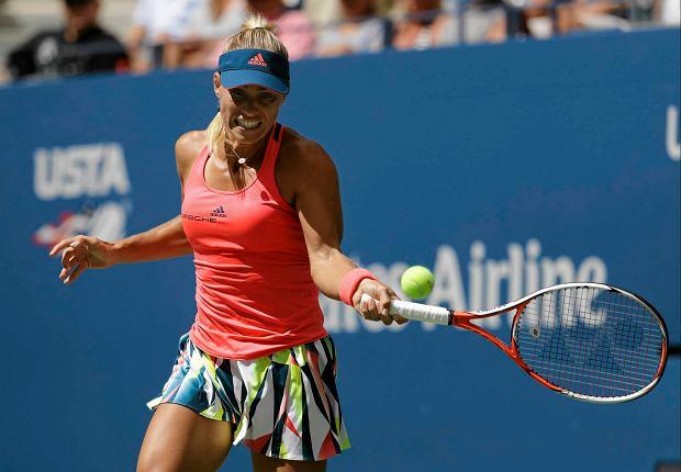 US Open. Angelique Kerber w półfinale
