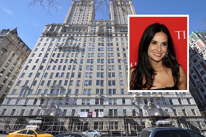 Demi Moore sprzedała swój apartament za 45 milionów dolarów