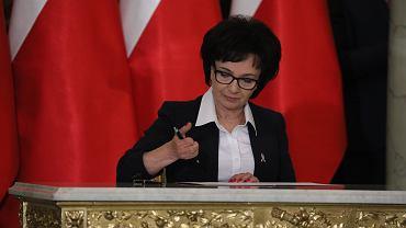 Elżbieta Witek nowym szefem MSWiA. Rekonstrukcja rządu po wyborach do PE