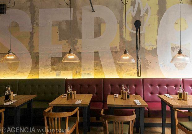 Serio To Kolejny Modny Lokal W Gdyni Pizza Bar Włoskie