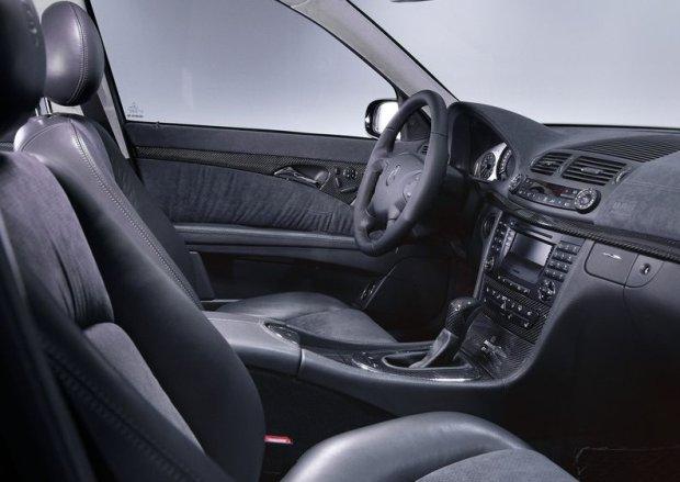 Mercedes W211 Brabus
