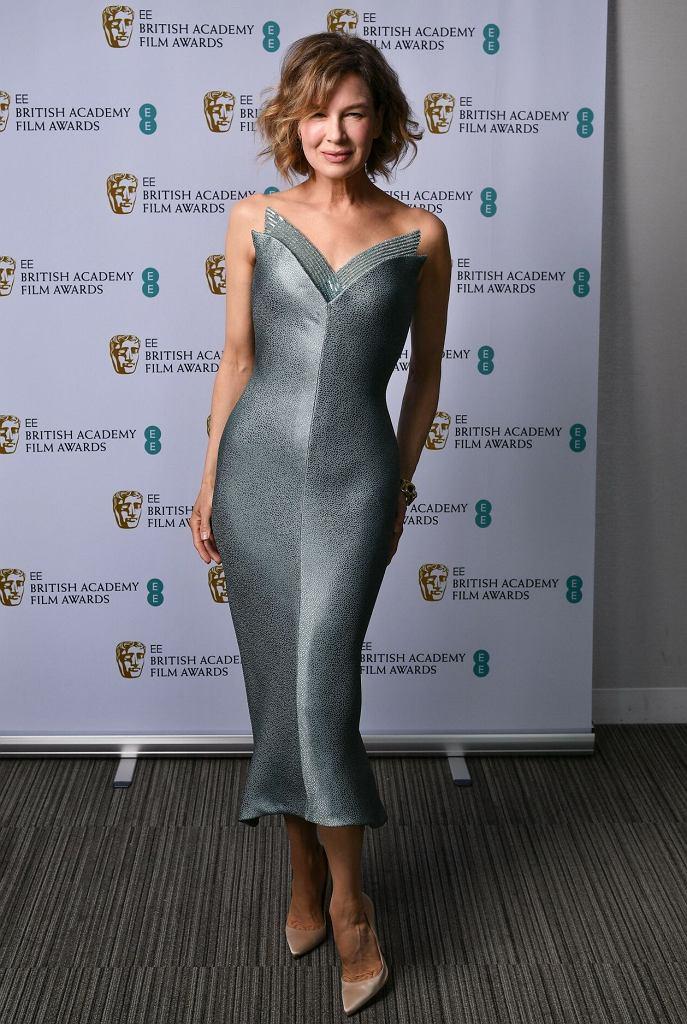 Nagrody BAFTA 2021:  Renee Zellweger