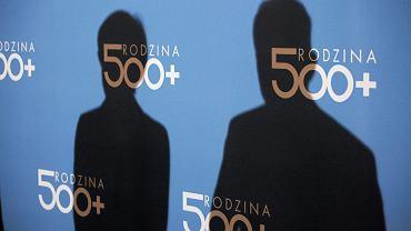 Flagowy program rządu 'Rodzina 500 plus'