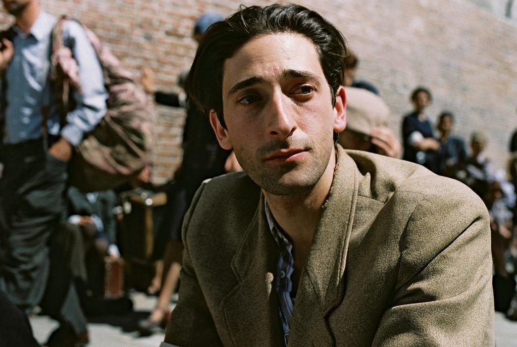 Kadr z filmu 'Pianista'
