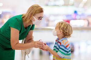Czy dziecko w przedszkolu musi nosić maseczkę? MEN odpowiada