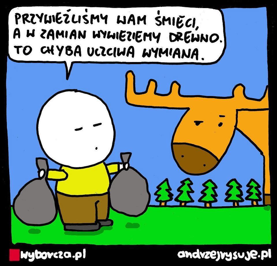 Andrzej Rysuje | ŚMIECI - Andrzej Rysuje | ŚMIECI - null