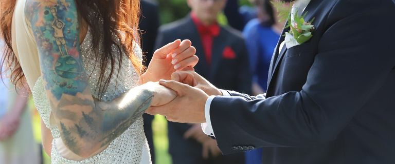 Znana polska siatkarka wyszła za mąż. Ślub utrzymała w tajemnicy. Dopiero teraz pochwaliła się zdjęciami ślicznej sukni