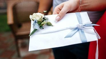 Ile do koperty na wesele? Wiele osób ma z tym problem