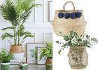 Ekologiczne i dekoracyjne dodatki do domu z trawy morskiej