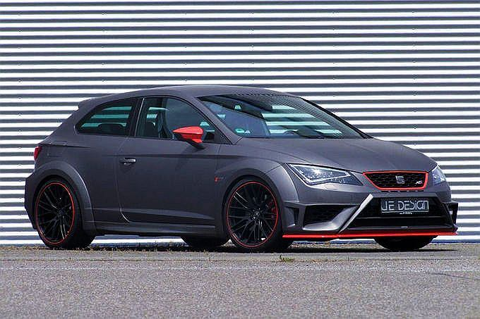 JE Design Seat Leon Cupra Widebody